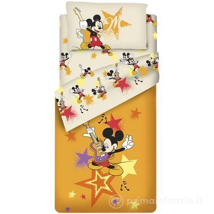 Trapunta Disney Mickey Rocks