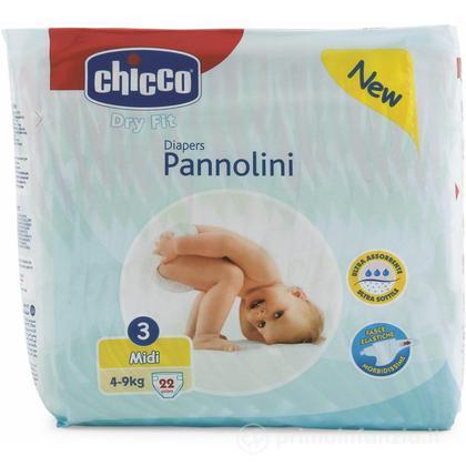 Pannolini Dry Fit