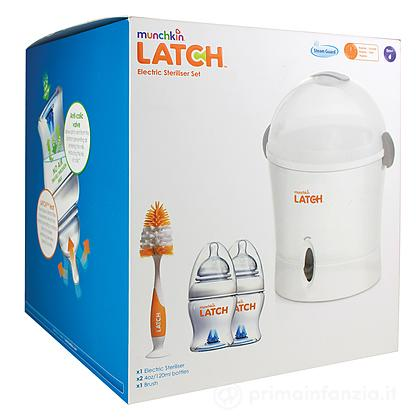 Starter Kit con Sterilizzatore Elettrico a vapore sistema Latch