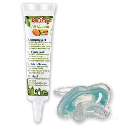 Gel dentizione Citroganix + Gum-eez
