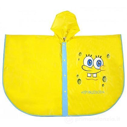 Mantellina impermeabile Spongebob