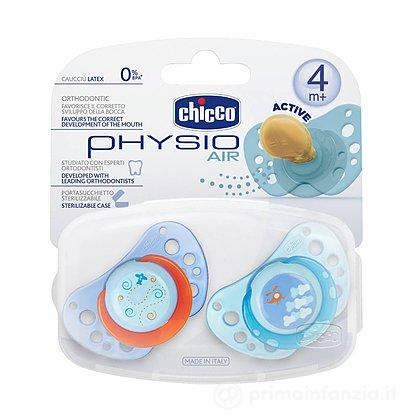Succhietto Physio Air 4m+ caucciù