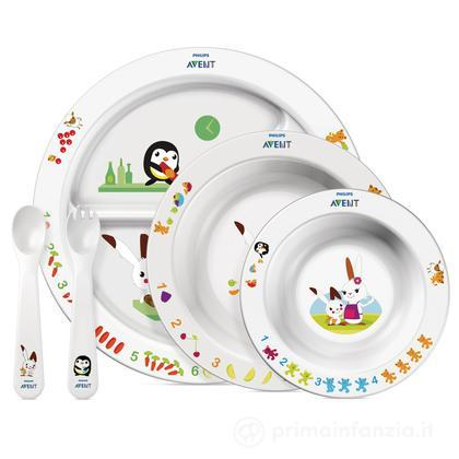 Set completo pappa 6 m+