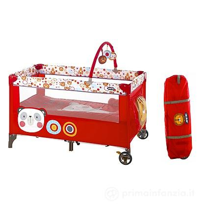 Lettino da viaggio Duo Level Toys