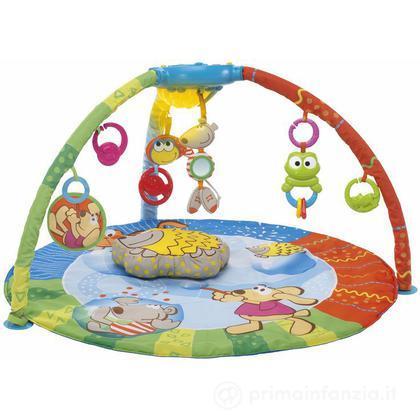 Tappetino-Palestra Bubble Gym