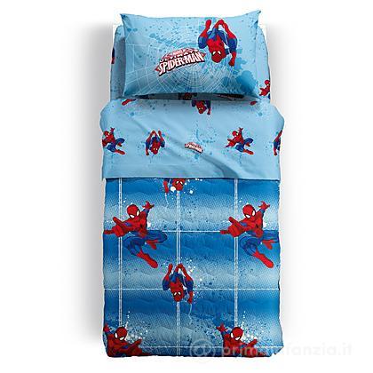 Copriletto in microfibra Spider Man Power