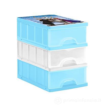 Contenitore cassettiera Frozen A5