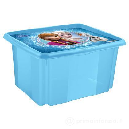 Box porta giocattoli Frozen 45 l