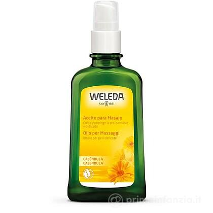 Olio massaggio delicato alla Calendula