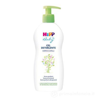 Gel detergente corpo e capelli 400 ml