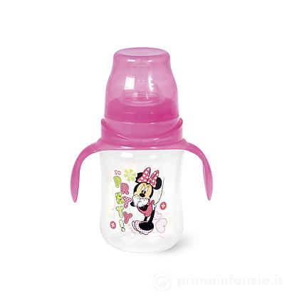 Biberon con manici Minnie in PP 240 ml