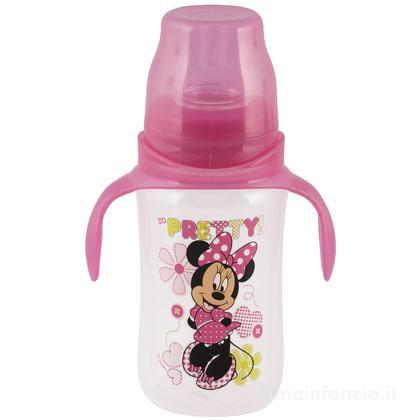 Biberon con manici Minnie in PP 300 ml