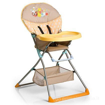 Seggiolone Mac Baby Deluxe Winnie the Pooh