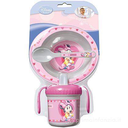 Set pappa 3pz Minnie Baby