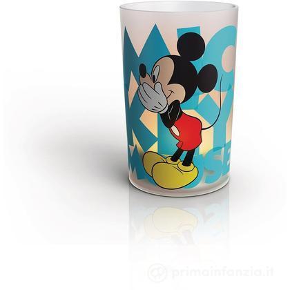 Lampada candelina LED Mickey Mouse 1pz