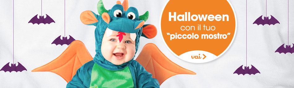 Halloween con bambini piccoli