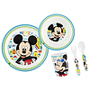 Set pappa Mickey Simply 5pz