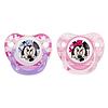 2 succhietti Disney Minnie Simply silicone 6m