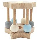 Gioco in legno Sonaglio Stella Blu