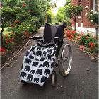 Copertina Universale Cosy 5-1 per sedie a rotelle modello Adulto
