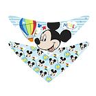 2 Bavaglie Bandana Mickey Simply