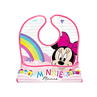 Bavaglino con tasca Minnie Simply