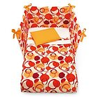 Set Letto 3pz Miro Orange