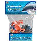 Giochi Bagnetto Animali Marini 6 pezzi