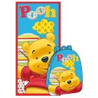 Telo mare e zaino Winnie the Pooh