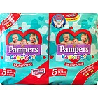 Pannolini Pampers Mutandino Duo Junior Taglia 5
