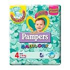Pannolini Pampers Baby Dry Maxi Taglia 4