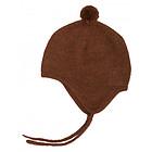Cappello Cuffia in Alpaca Rust 1-6 mesi