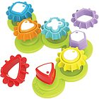 Gioco Shape 'N' Spin Gear Sorter