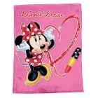 Plaid in Pile Disney Minnie
