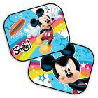 Tendine Parasole Mickey Mouse 2pz. 44x35 cm