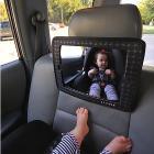 Specchio auto e porta i pad 2 in 1