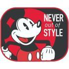 Coppia tendine laterali Mickey Mouse