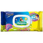 Salviette Pampers Sole e Luna 60 pz