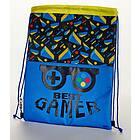 "Sacca Zaino Gamer ""Pixel"" GoPop"