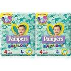 Pannolini Baby Dry Duo Maxi Tg.4 (X38)