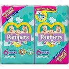 Pannolini Baby Dry Duo XL Tg.6 (X30)
