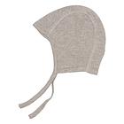 Cappello lavorato a maglia in Cotone Bio 1-6 mesi