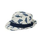 Cappello Modello Fedora Squali