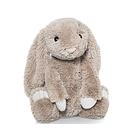 Peluche Coniglio Marrone 22 cm