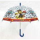 Ombrello cupola trasparente Paw Patrol