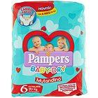 Pannolini Pampers Mutandino Extra Large Taglia 6