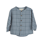 Camicia in Cotone Bio Spazzolato Winterchecks 6 mesi