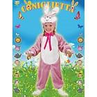 Costume Coniglietta Rosa 1-2 anni