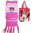 Set cappello e sciarpa Minnie
