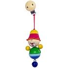Gioco Clip in legno Clown Felix